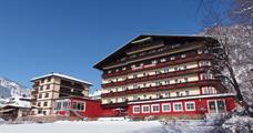 Hotel Germania Gastein + lázně - Bad Hofgastein