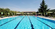 Parc hotel Oasi s bazénem CH - Garda / Lago di Garda ***
