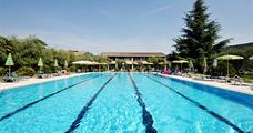 Parc hotel Oasi s bazénem CH - Garda/ Lago di Garda