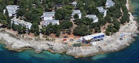 Apartmány Horizont Resort s bazénem TR – Pula