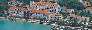 hotel JADRAN - Njivice, ostrov Krk ***