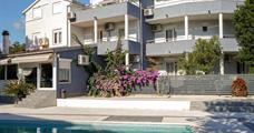Hotel ANGELI s bazénem  SLOV - Vodice