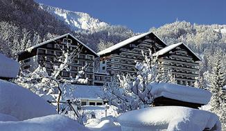 Alpenhotel Dachstein s bazénem - Bad Goisern