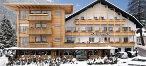 Hotel Brötz s bazénem PIG– Rasun di Sotto