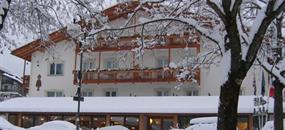 Hotel Los Andes s bazénem BV- Molina di Fiemme