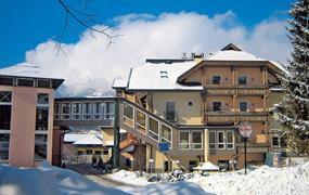 Hotel Flattacherhof s bazénem - Flattach