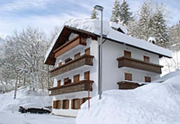 Casa al Bosco DOLSI– Falcade- Molino/Tre Valli