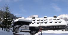 Alpenhotel Marcius s bazénem - Nassfeld Sonnleitn
