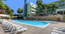 Park hotel Paglianza Paradiso s bazénem DI – Peschici