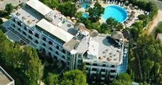 Hotel Valle Clavia s bazénem PIG– Peschici