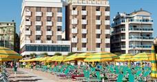 Hotel Napoleon s bazénem PR – Gabicce Mare
