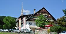 Gasthof Kirchenwirt – Gosau léto, karta