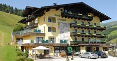 Hotel Gungau – Hinterglemm léto, karta