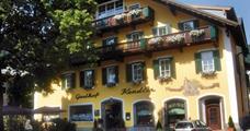 Hotel Kendler - St. Gilgen u Wolfgangsee léto