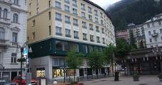 Hotel Elisabethpark**** s bazénem – Bad Gastein léto, karta