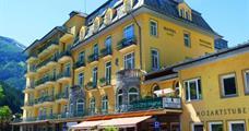 Hotel Mozart – Bad Gastein léto, karta
