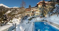 Kur- und Sporthotel Alpenblick s bazénem – Bad Gastein