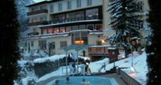 Kur- Sporthotel Alpenblick s bazénem - Bad Gastein - rodinný