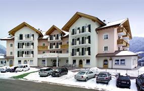 Hotel Lagorai s bazénem PIG- Cavalese