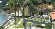 Rezidence RTA Baia La Ruota s bazénem ONLI– Bordighera