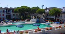 Rezidence Sporting s bazénem DA– Rosolina Mare