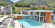 Sporting Club Resort s bazénem LC – Praia a Mare