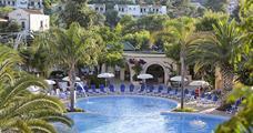 Hotel I Melograni s bazénem EU– Vieste