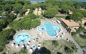 Villaggio Argentario Camping Village s bazénem MH- Albinia - Toscana