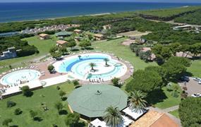 Villaggio California Camping Village s bazénem MH– Marina di Montalto - Lazio