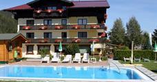 Hotel Timmelbauer s bazénem – Ramsau am Dachstein léto, karta