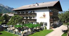 Gasthof Zinkenbachmühle s bazénem – Abersee u Wolfgangsee léto
