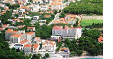 Apartmány RUŽA - Baška Voda