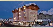 Sport hotel Vittoria s bazénem PIG- Passo Tonale