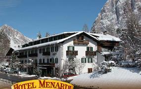 Hotel Menardi PIG- Cortina d