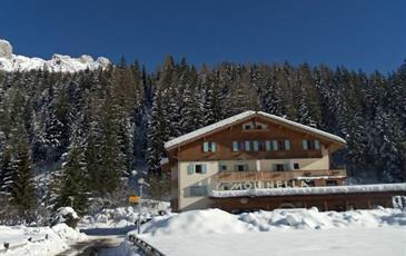 Hotel La Molinella PIG- Soraga