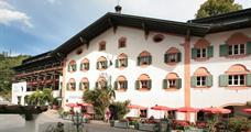 Hotel***, Villa*** a Penzion** Lukashansl – Bruck - léto