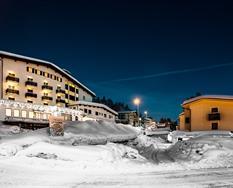 Club hotel Zodiaco a rezidence Orizzonte s bazénem  PŘ– Monte Bondone ***