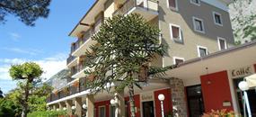 Hotel Daino s bazénem PIG– Dro / Lago di Garda