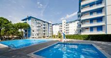 Rezidence Althea s bazénem AL– Lignano Riviera