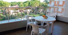 Rezidence Gardenia s bazénem AL– Lignano Riviera