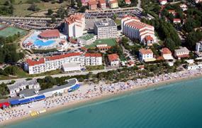 Hotel Corinthia s bazénem 3* VAL - Baška na Krku