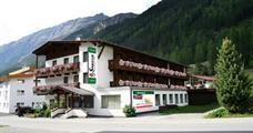 Al first mountain Hotel Ötztal - Längenfeld léto