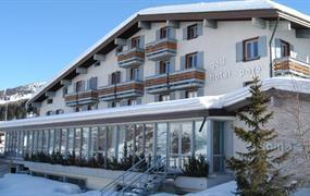 Hotel Pare s bazénem PIG - Livigno