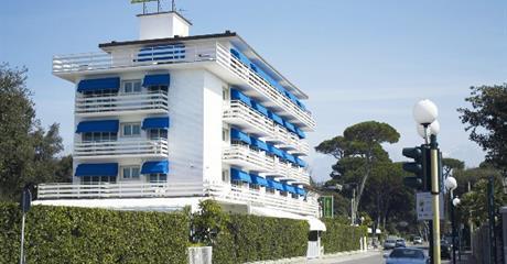 Hotel Areion s bazénem PIG– Forte dei Marmi