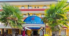Hotel Corallo s bazénem PIG- Eraclea Mare