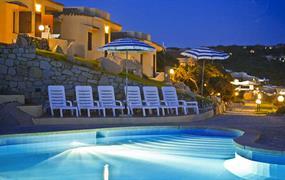 Club Esse Shardana s bazénem DI– Santa Reparata / Santa Teresa di Gallura