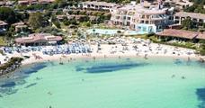 Hotel Resort Spa Baia Caddinas s bazénem DI- lokalita Caddinas/Golfo Aranci