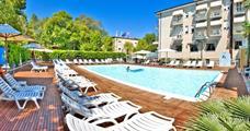 Hotel St. Moritz s bazénem PIG- Bellaria Igea Marina / Rimini