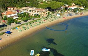 Rezidence a hotel Le Acacie MH– Capoliveri