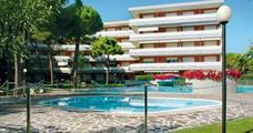 Rezidence La Meridiana s bazénem AL– Lignano Riviera